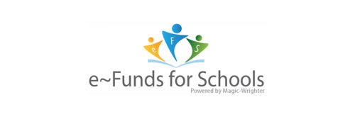 e-funds for schools, powered by magic-wrighter